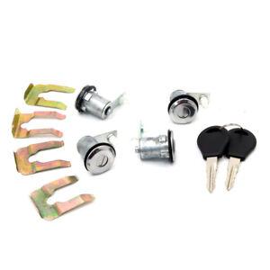 DATSUN 510 B110 120Y 140Y 210 B210 B310 SUNNY SEDAN 4 DOOR LOCKS WITH KEYS FIT