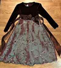Vintage Bonnie Jean size 8 girl's dress in great condition