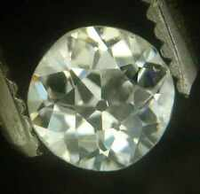 Super ANTIQUE 0.35ct OLD EUROPEAN CUT diamond I SI-1