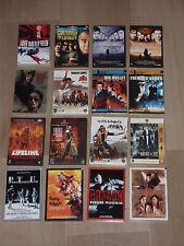 4 dvd films Hong kong (version Française et Version sous titré Français)