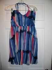 NWT Candie's Size S 7/8 Sleeveless T Strap Summer Dress