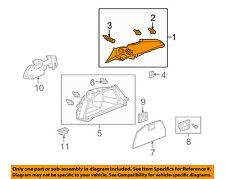 Acura HONDA OEM 2012 ZDX INTERIOR-Upper Quarter Trim Right 84132SZNA12ZA