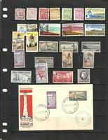 New Zealand Collection back of the Book Stamps and Covers 1875-1981