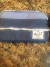 """The Herschel Supply Co. Brand Full Zipper """" Pouch NEW"""