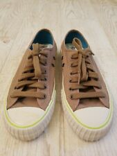 Unisex PF Flyers Sneakers Men's 7.5 & Wmn's 9 Laces Casual Low Top in EUC