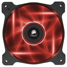 Corsair Air Series Af120 Quiet Edition High Airflow 120mm Fan Red LED
