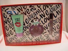 AEROPOSTALE LIVE LOVE DREAM GIFT SET  1.7oz EDP WOMENS PERFUME SPRAY - ORIGINAL