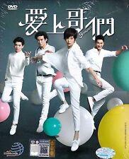 Taiwanese Drama DVD: Bromance 爱上哥们 (2016)_Good English Sub_R0_FREE SHIPPING