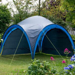 Garten Pavillon Party Zelt Camping Küchen Festzelt - Strand UV Sonnen Schutz 40
