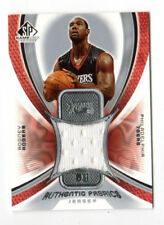 SP Authentic Basketball Trading Cards