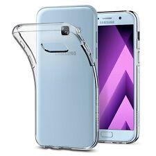 Custodia Samsung Galaxy A3 2017 Cover SLIM Protettiva Spigen Colore Trasparente