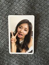 TWICE twicetagram TZUYU Photocard