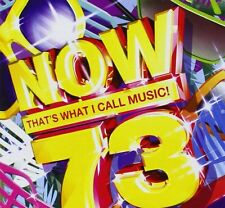 Now That's What I Call Music! 73 [UK] (2009) 2 Disc CD FREE SHIPPING