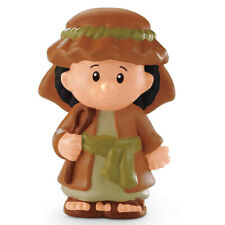 Replacement Figure - Joseph in Brown Robe for Little People Nativity Set J2404