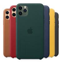 Original Genuine Leather Phone Case Cover For Apple iPhone 11 Pro Max