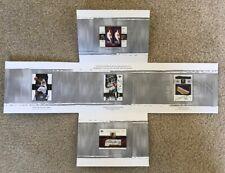 2003-04 UD Exquisite Collection Basketball Promotional Pamphlet (Jordan/LeBron)