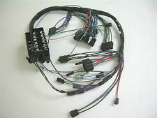 1964 Chevy Impala Under Dash Wiring Harness with Column Shift Automatic No AC