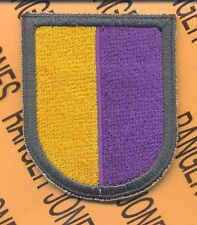 USACAPOC Civil Affairs Psychological Cmd Airborne proposed beret flash patch #2