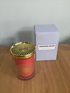 """Jonathan Adler for Partylite """" Big Apple by Night"""" candle jar. 180g New Boxed."""