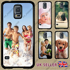 PERSONALISED Samsung Galaxy S7 S6 S5 S4 Case Cover CUSTOM PRINTED Photo and Text