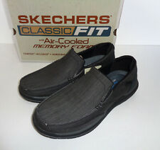 NEW WRANGLER Mens sz 10 to 12 Charcoal Black Memory Foam Comfort Sneakers Shoes