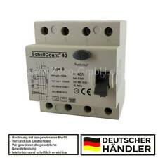FI / RCD Typ B - Allstromsensitiv - 40A 4-Polig 0,03A / 30mA / E-Mobility Schell