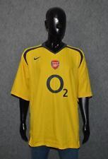 Arsenal 2005 - 06 Away shirt HENRY Size XXXL