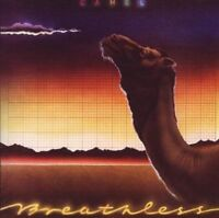 Camel - Breathless  (Expanded+Remastered) NEW CD