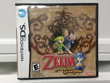 **Legend of Zelda: Phantom Hourglass - Nintendo DS - Used/Acceptable