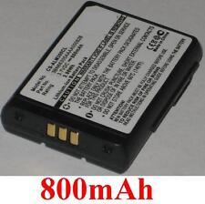 Batería 800mAh Para ALCATEL 300 DECT, Móvil 300 DECT, móvil 400 DECT