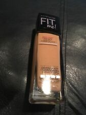 Maybelline Fit Me! Foundation SPF 18 Normal to Dry Skin # 315 Soft Honey -  1oz