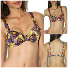 Aubade Swimwear Songe Tropical 3/4 Cup Bikini Top AJ15