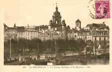 13115898 La Rochelle Charente-Maritime La Grosse Horloge et les Bassins La Roche