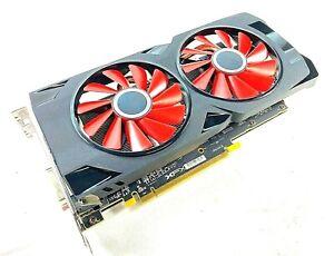 XFX AMD Radeon RX 570 RS XXX Black Edition (RX-570P4DFD6) 4GB GDDR5 PCI Express