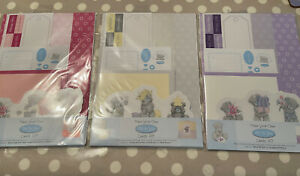 3 x Make Your Own 'Me To You' Card Kits