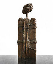 bronze anthropomorphe de Sébastiano Fini (1949-2003)