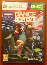 Pal version Microsoft Xbox 360 Kinect Dance central