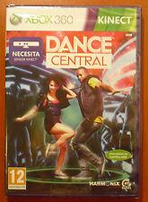 Dance Central 1 (requiere sensor Kinect) Xbox 360, Pal-España ¡NUEVO A ESTRENAR!