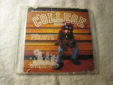 KANYE WEST The College Dropout Advance CD Promo songs/snippits Good Condition