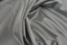 Grey Twill Stripe Polyester Fabric 115cm wide