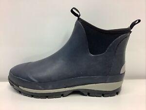 Kamik Larslo Black Waterproof Rain Boots Men's Size 11✨