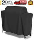 NEW Grill Cover Waterproof Heavy Duty Black For Traeger Ironwood 885 Grills