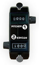 Rawlings Baseball/Softball Handheld Dual Pitch Counter Model Pcdual