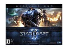 Starcraft II: Battle Chest - PC/Mac Disc