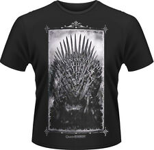 Game Of Thrones - Win Or Die T-Shirt Homme / Man - Taille / Size L PLASTIC HEAD