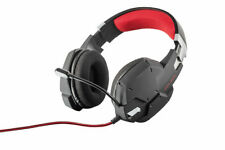 TRUST GXT 322 Cuffie Gaming Headset - Black PC / PS4 / XBOX ONE TRUST
