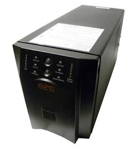 APC 1500 SMART UPS UNINTERRUPTIBLE POWER SUPPLY 980 WATTS - SOLD AS IS
