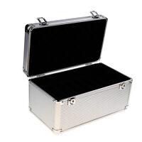 "NEW 2.5""/3.5"" SATA HDD Hard Drive Enclosure Caddy Case Storage Slim 14-Bay"