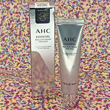AHC Essential Real Eye Cream for Face NEW 1.01 oz / 30mL Travel Size FREE SHIP