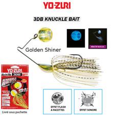 Spinnerbaits Yo-zuri 3db Knuckle Bait Golden Shiner (gsn)